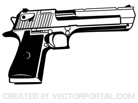 Pistol Images Pistol Vector Image Free Vector Free Vectors
