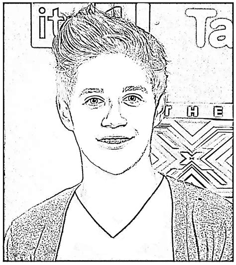direction coloring pages niall squid army