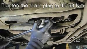 How To Change Manual Transmission Oil In Mazda 626 V