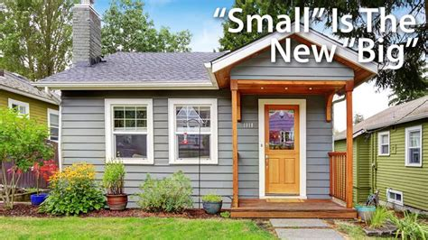 Stressfree Downsizing Small Home Mortgage Loans