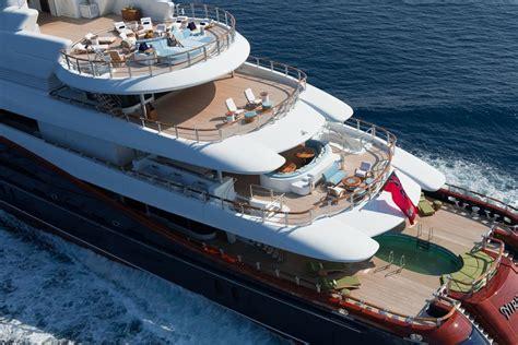 for luxury nirvana superyacht by oceanco