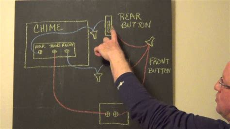 how to wire a transformer how to wire a doorbell
