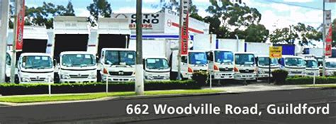 Boat Shop Woodville Rd by City Hino Home