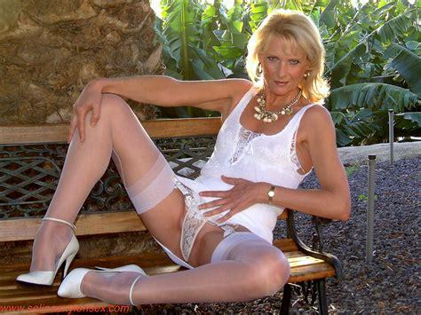 White Stockings Sexybla