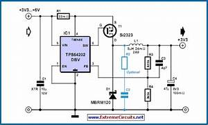 Diagram Ingram  Step Down Converter Controller