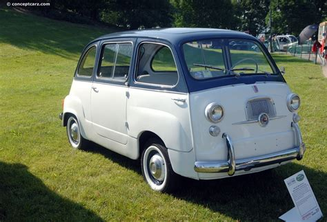 Fiat 600d by 1966 Fiat 600d Pictures History Value Research News