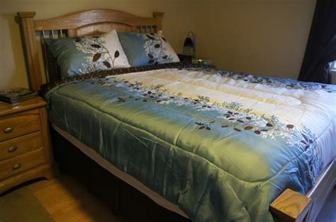 Our New Bedding Set From Anna's Linens!  {not Quite