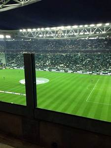 26 03 2014 Juventus Parma Settore 231 Fila 1 Posto 3