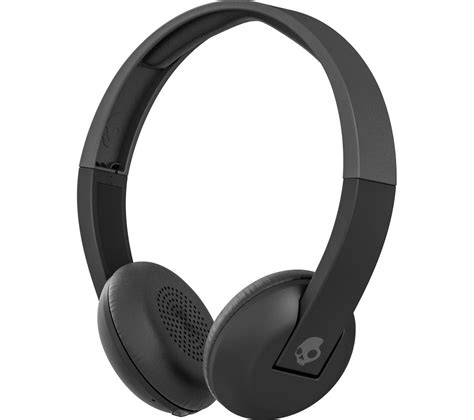 buy skullcandy uproar s5urhw 509 wireless bluetooth headphones black grey free delivery