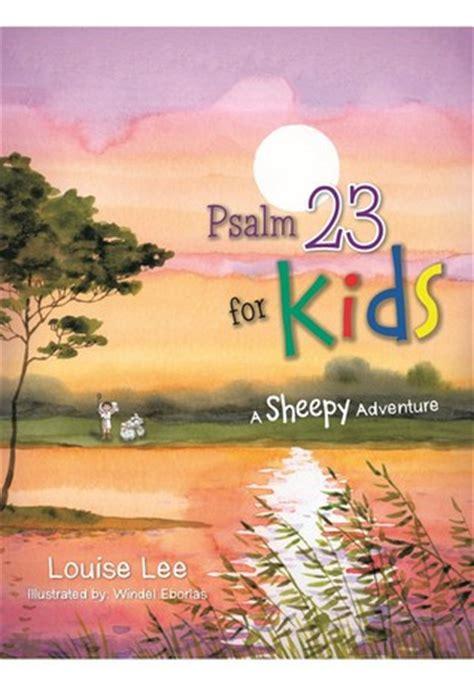 psalm   kids  louise lee