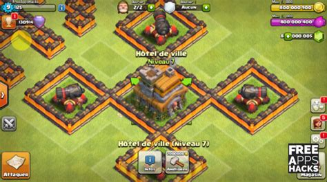clash of clans apk v11 446 15 mod data android free apkmod1