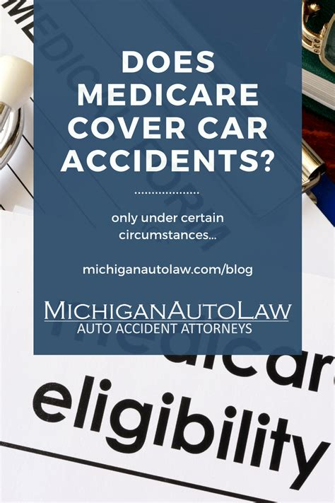 Customized coverage to protect against accidental injury. Does Medicare Cover Auto Accident Injuries Under New Law?