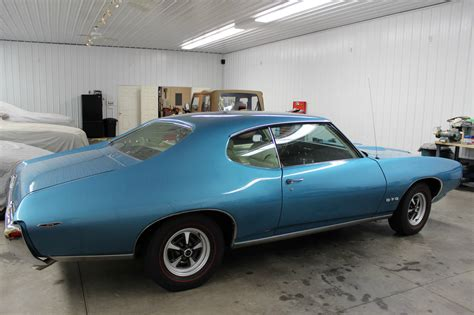 Pontiac 1969 Gto Restored With 455 Engine. For Sale In