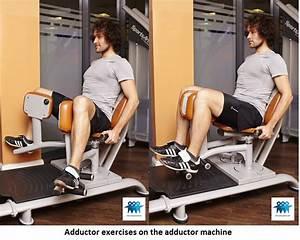 Adductor exercises | fitmachtgesund.de