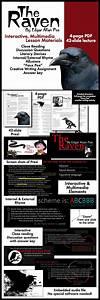 Edgar Allan Poes The Raven Worksheet Answers Read Write