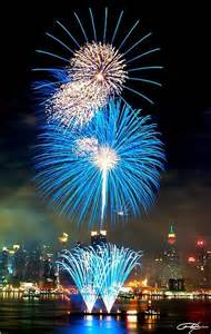 NYC 4th July Fireworks Show