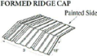 formed ridge cap wheeler metals