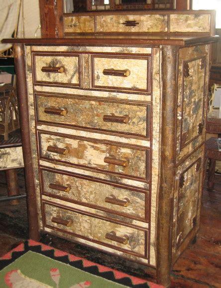 6 drawer adirondack chest