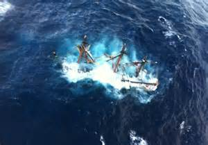indian coast guard rescues 22 sailors from sinking ship