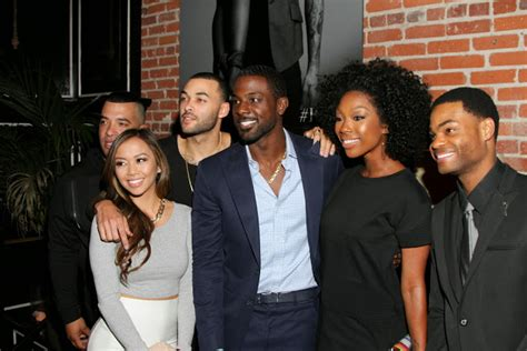 draya michele brandy  attend bae party hosted