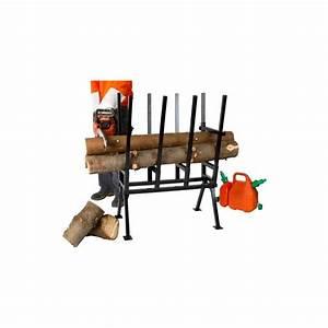 Chevalet Coupe Bois : chevalet de sciage tron onnage chevalet pour couper du bois ~ Premium-room.com Idées de Décoration