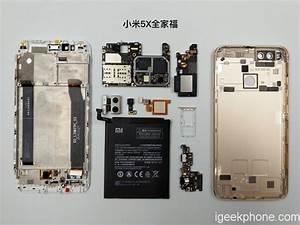 Xiaomi Mi 5x Teardown Review  Check If It Is Worthwhile To Buy