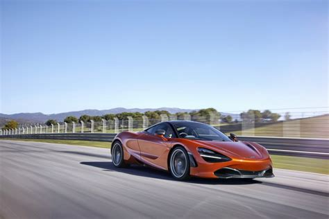 2019 Mclaren 720s Gt3 Teased, Will Be Made In Dedicated