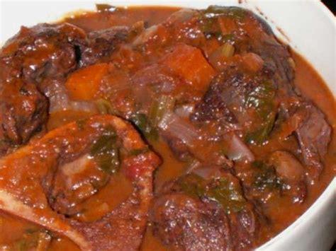 cuisiner du boeuf les meilleures recettes de jarret de boeuf