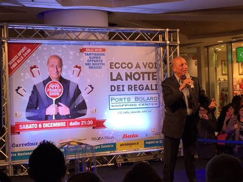 Offerte Volantino Carrefour Porto Bolaro by Reggio Grande Successo Per La Quot Notte Dei Regali Quot Al