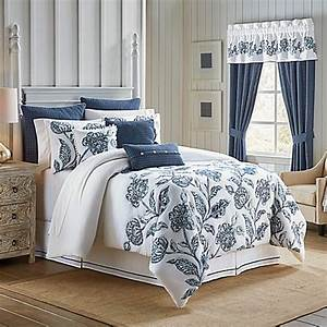 buy croscillr clayra california king comforter set in With bed bath and beyond california king bedspreads