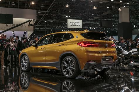 report bmw x2 will get front variant motor trend