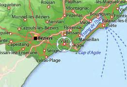 Location Vias Plage by G 238 Te 224 Vias Location Vacances H 233 Rault Disponible Pour 5