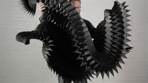matt shlian  unconventional artist  paper engineer