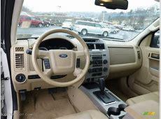 2012 Ford escape camel interior
