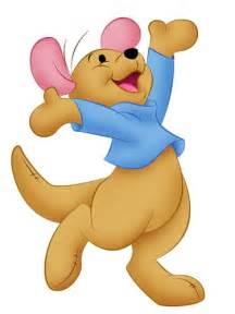 Winnie the Pooh Character Roo