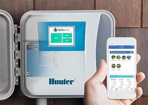 Hunter Irrigation Sprinkler Systems