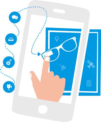 augmented reality app development for iphone windows
