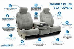 Coverking Snuggleplush Custom Seat Covers