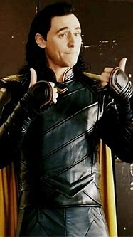 He's the cutest thing ever, when he's happy. | Loki marvel