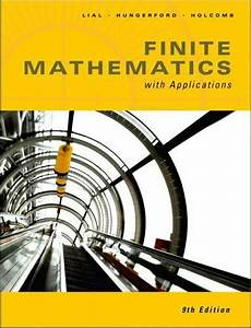 Finite Mathematics With Applications Online