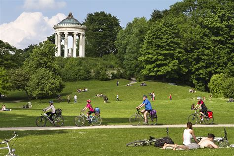 Englischer Garten Bike Rental by Englischer Garten Munich Germany Attractions Lonely