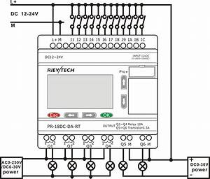 Single Line Wiring Diagram Plc