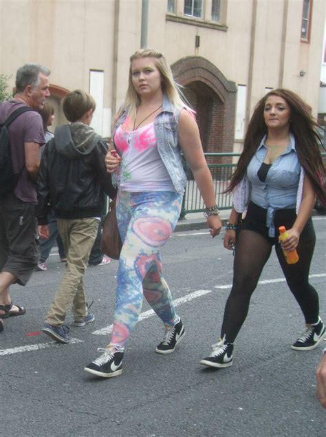 Chunky Leggings In Gallery Candid Chubby Teen Friends Pt Leggings Pantyhose