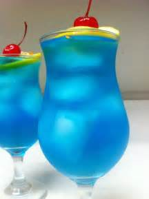 Blue Long Island Tea