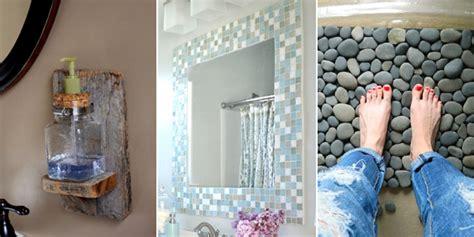 diy bathroom decor ideas 20 easy diy bathroom decor ideas