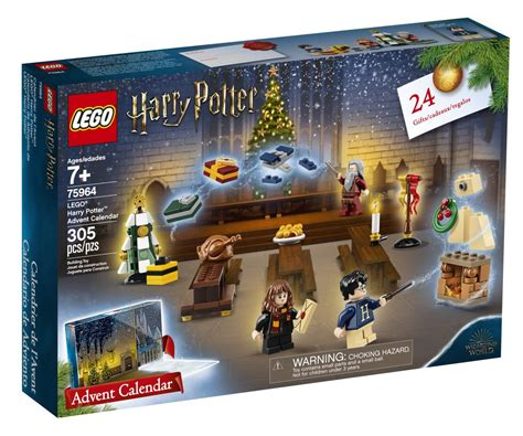 lego harry potter advent calendar coming september