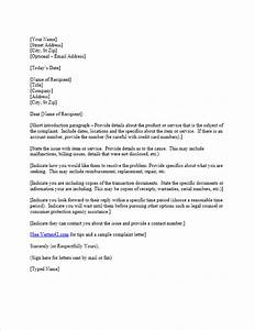 Free complaint letter template sample letter of complaint for What kind of paint to use on kitchen cabinets for inspection sticker renewal