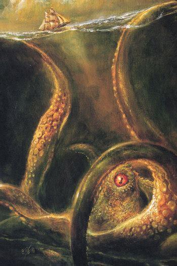 Kraken - Mythology Wiki
