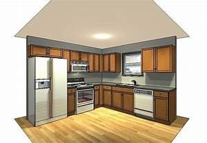 modular kitchen 10x10 house furniture With 10x10 kitchen designs with island