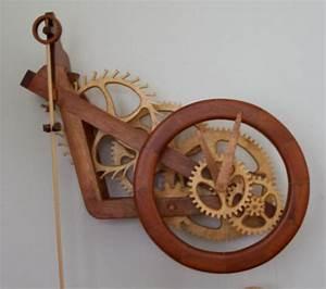 wood clock plans cnc woodideas